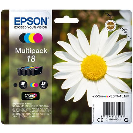 Cartouche d'encre Epson Multipack 18