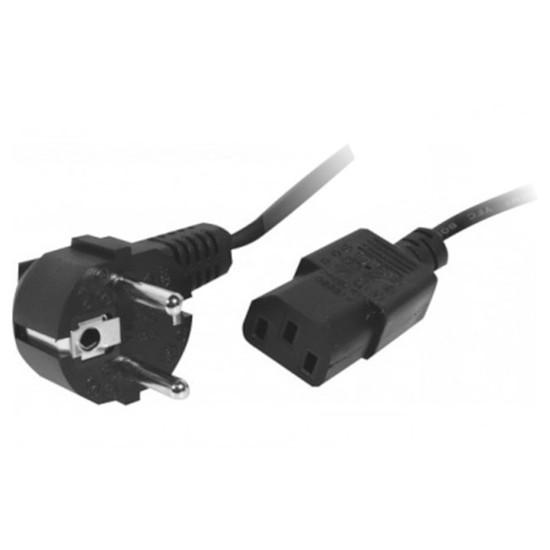 Câble Secteur Câble d'alimentation pour PC, moniteur et onduleur (10 m)