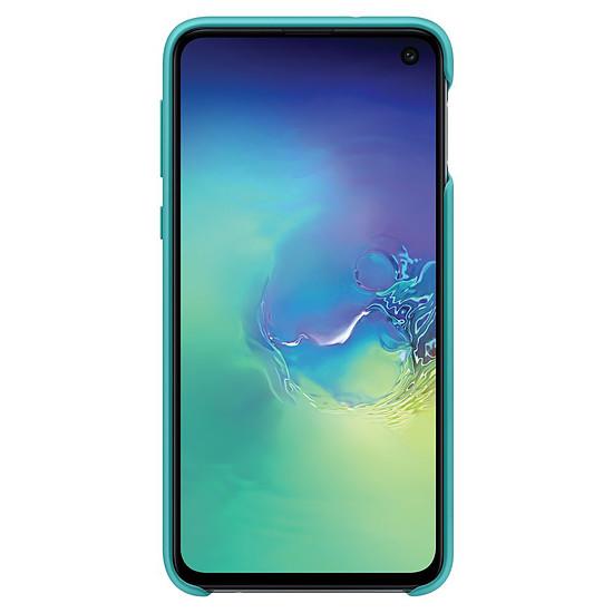 Coque et housse Samsung Coque silicone (vert) - Samsung Galaxy S10E