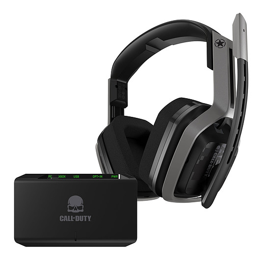Casque micro Astro Gaming A20 - Call of Duty Edition - Argent