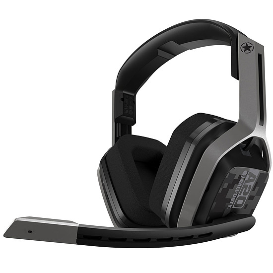 Casque micro Astro Gaming A20 - Call of Duty Edition - Argent - Autre vue