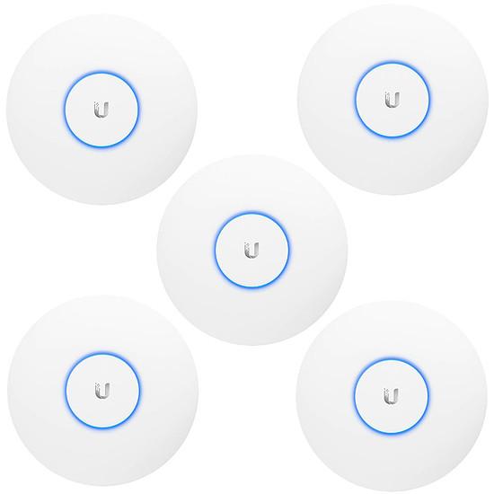 Point d'accès Wi-Fi Ubiquiti - Unifi UAP-AC-PRO - Pack de 5