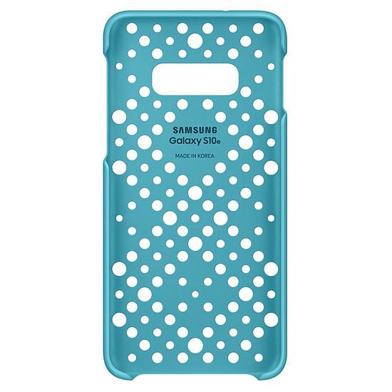Coque et housse Samsung Coque perforée x2 (noir + vert) - Samsung Galaxy S10E - Autre vue