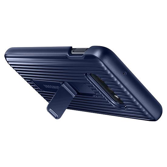 Coque et housse Samsung Coque renforcée (bleu) - Samsung Galaxy S10E - Autre vue