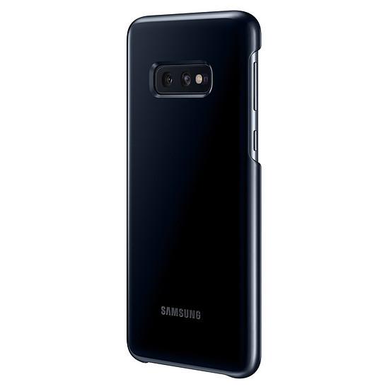 Coque et housse Samsung Coque LED (noir) - Samsung Galaxy S10E - Autre vue