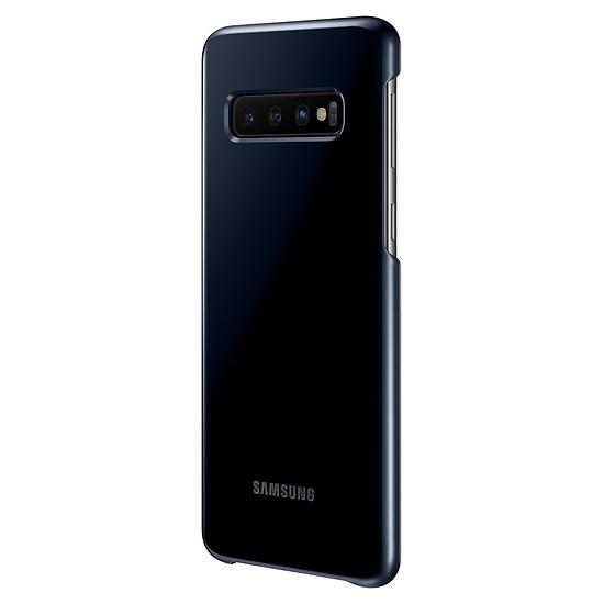 Coque et housse Samsung Coque LED (noir) - Samsung Galaxy S10 - Autre vue