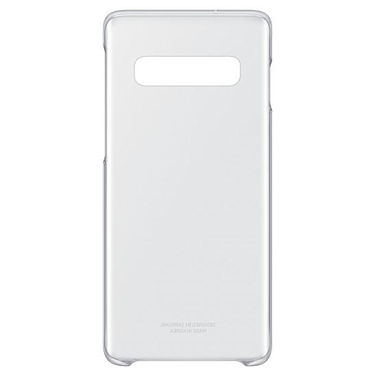 Coque et housse Samsung Coque fine (transparente) - Samsung Galaxy S10 - Autre vue