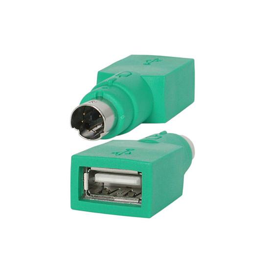 PS/2 Adaptateur de remplacement PS/2 pour souris USB