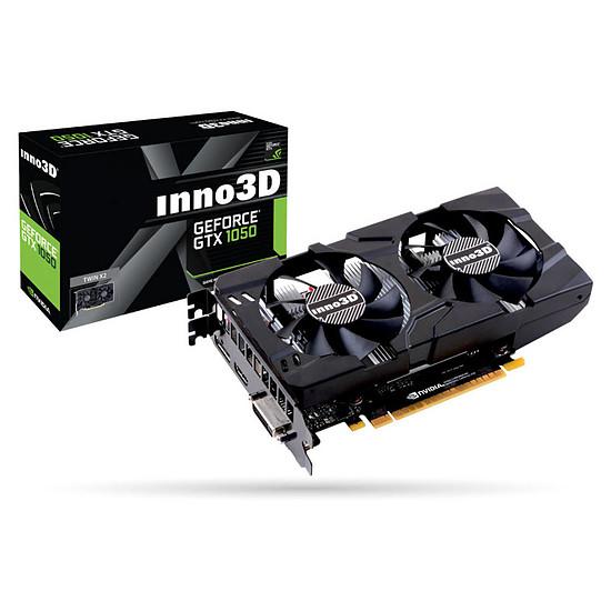 Carte graphique Inno3D GeForce GTX 1050 Twin X2