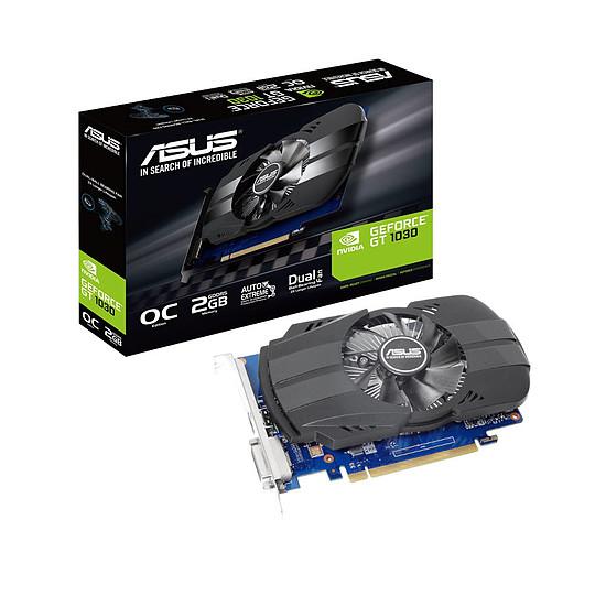 Carte graphique ASUS GeForce GT 1030 Phoenix OC