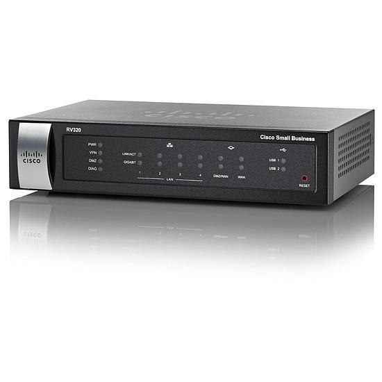 Routeur et modem Cisco Routeur VPN Gigabit RV320-WB