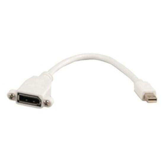 DisplayPort Câble Mini DisplayPort mâle / DisplayPort femelle