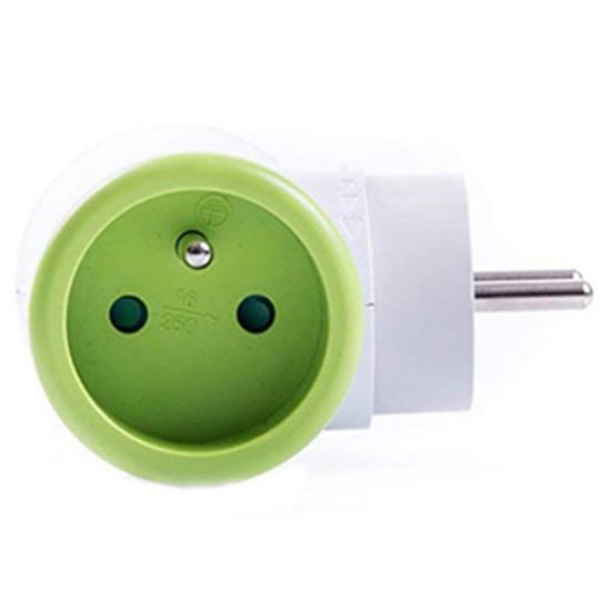 Multiprise Watt&Co Biplite (vert)