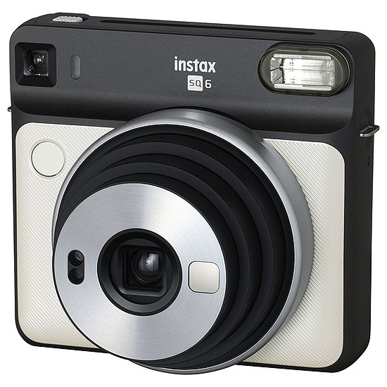 Appareil photo compact ou bridge Fujifilm Instax Square SQ6 Blanc - Autre vue
