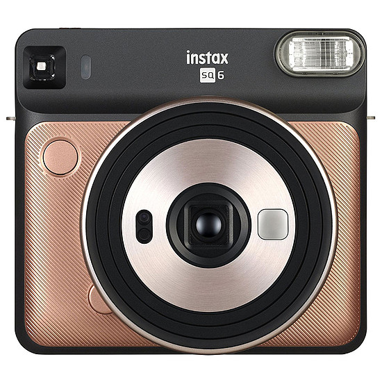 Appareil photo compact ou bridge Fujifilm Instax Square SQ6 Or