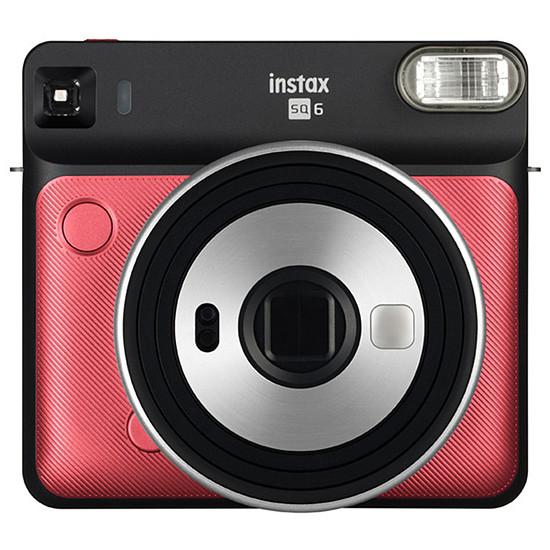 Appareil photo compact ou bridge Fujifilm Instax Square SQ6 Rouge