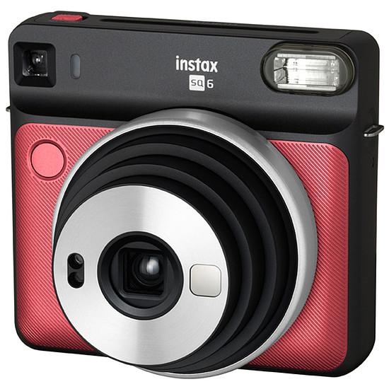 Appareil photo compact ou bridge Fujifilm Instax Square SQ6 Rouge - Autre vue