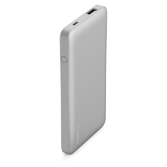 Batterie et powerbank Belkin Pocket Power 5K F7U019BTSLV (argent)