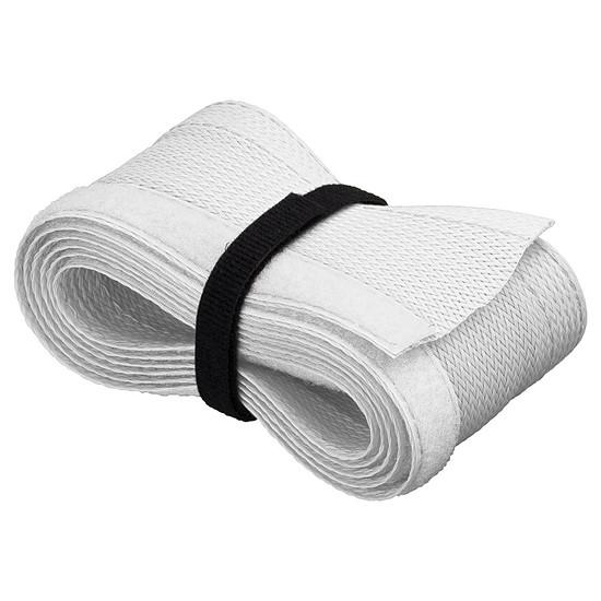 Passe câble et serre câble Goobay WireSleeve Blanc