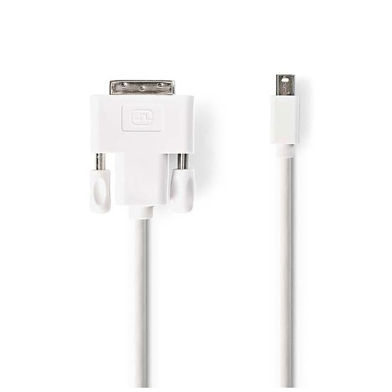 DVI Câble mini DisplayPort / DVI-D - 2 m - Autre vue