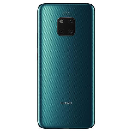 Smartphone et téléphone mobile Huawei Mate 20 Pro (vert) - 128 Go - 6 Go - Autre vue