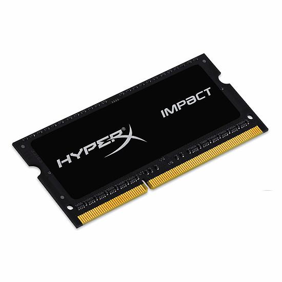 Mémoire HyperX SO-DIMM DDR3L IMPACT 1 x 8 Go 1866 MHz C11