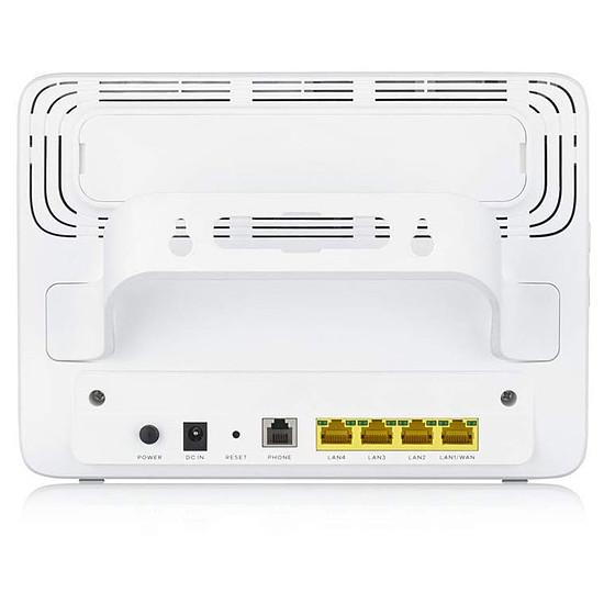 Routeur et modem ZyXEL- LTE5366-M608 - Routeur Homespot 4G LTE WiFi AC2050 - Autre vue