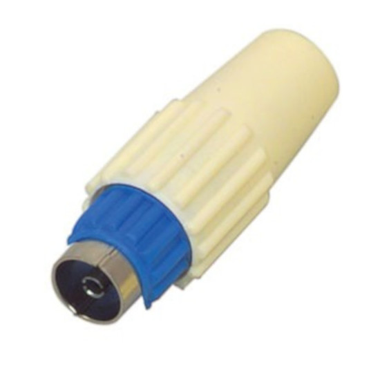 Câble Satellite Fiche coaxiale 9.52 mm femelle