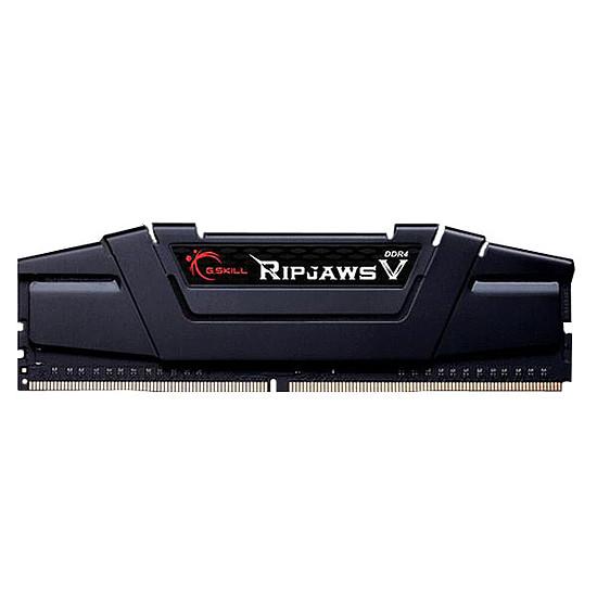 Mémoire G.Skill Ripjaws V Black - 1 x 32 Go (32 Go) - DDR4 2666 MHz - CL19