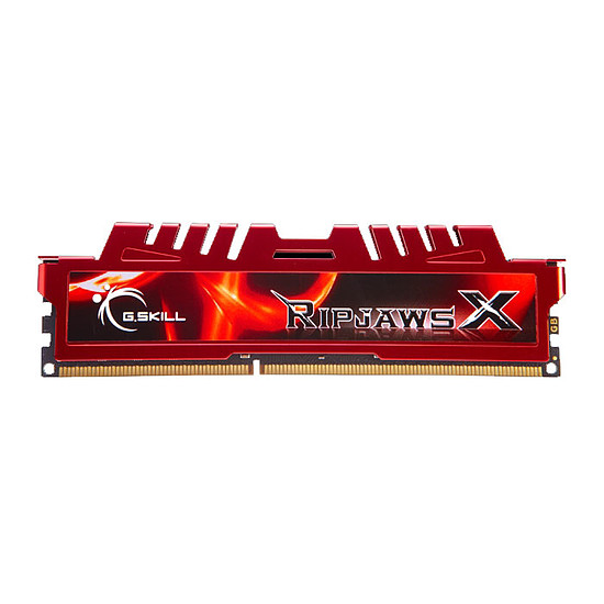 Mémoire G.Skill Extreme3 Ripjaws X DDR3 8 Go 1866 MHz  CAS 10