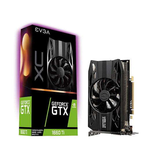 Carte graphique EVGA GeForce GTX 1660 Ti XC