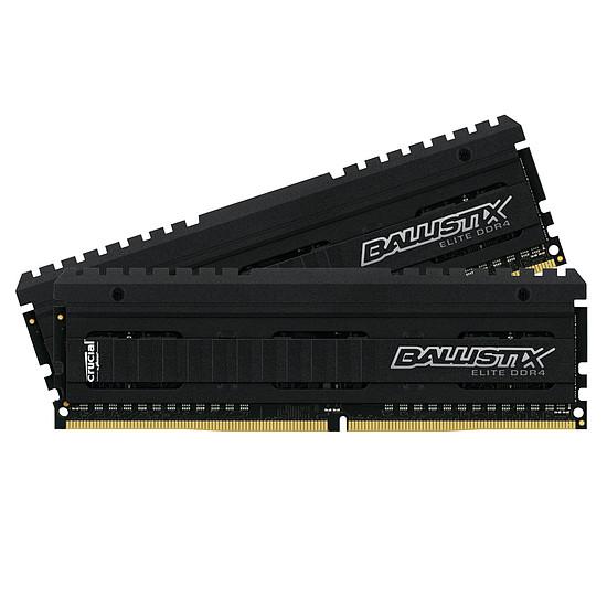 Mémoire Ballistix Elite DDR4 2 x 4 Go 2666 MHz CAS 16 SR