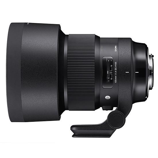 Objectif pour appareil photo Sigma 105mm f/1.4 DG HSM Art monture Nikon