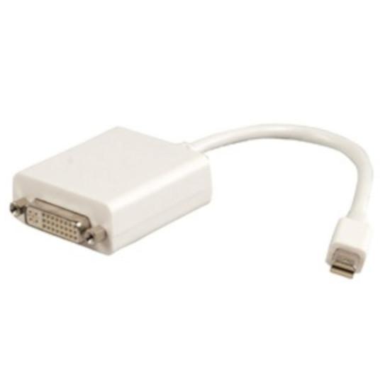 DisplayPort Câble Mini DisplayPort mâle / DVI femelle (0.2 mètre)