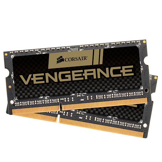Mémoire Corsair VENGEANCE SO-DIMM DDR3L 2 x 8 Go 1600 MHz CAS 9