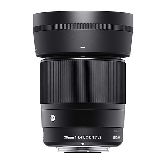 Objectif pour appareil photo SIGMA 30mm F1.4 DC DN Micro 4/3