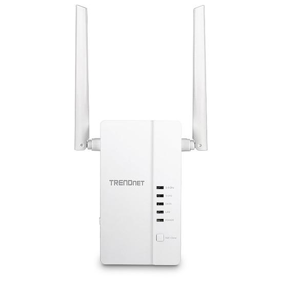 CPL TrendNET TPL-403AP - CPL 1200 Mbps Wi-Fi AC - Autre vue