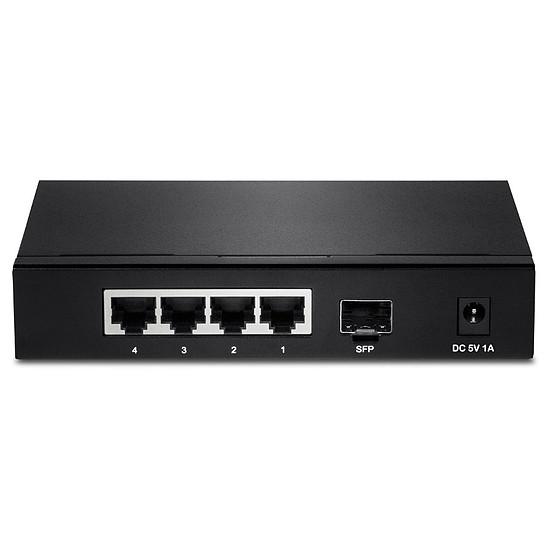 Switch et Commutateur TrendNet TEG-S51SFP - Switch 5 ports