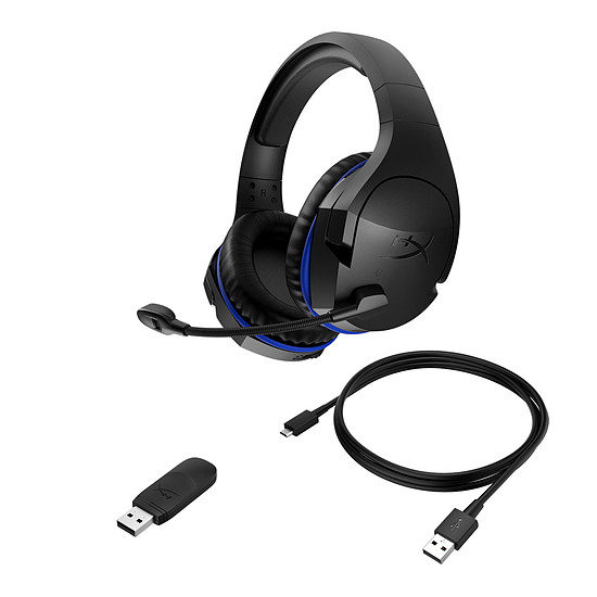 Casque micro HyperX Cloud Stinger Wireless pour PS4 - Autre vue