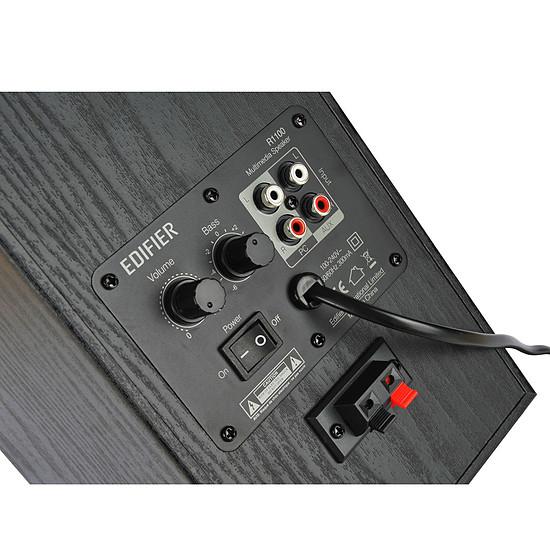 Enceintes PC Edifier R1100 - Autre vue