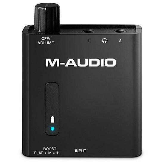 Adaptateur M-Audio Bass Traveler