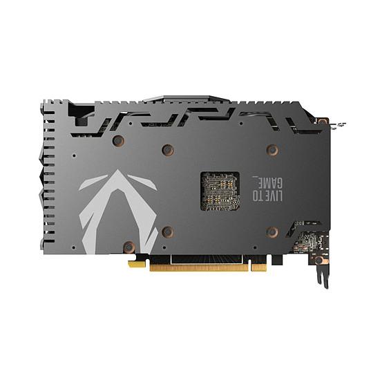 Carte graphique Zotac GeForce GTX 1660 Ti AMP - Autre vue