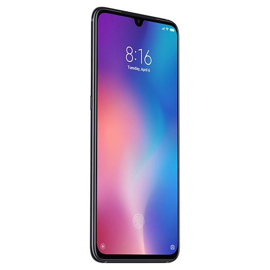 Smartphone et téléphone mobile Xiaomi Mi 9 (noir) - 64 Go - 6 Go