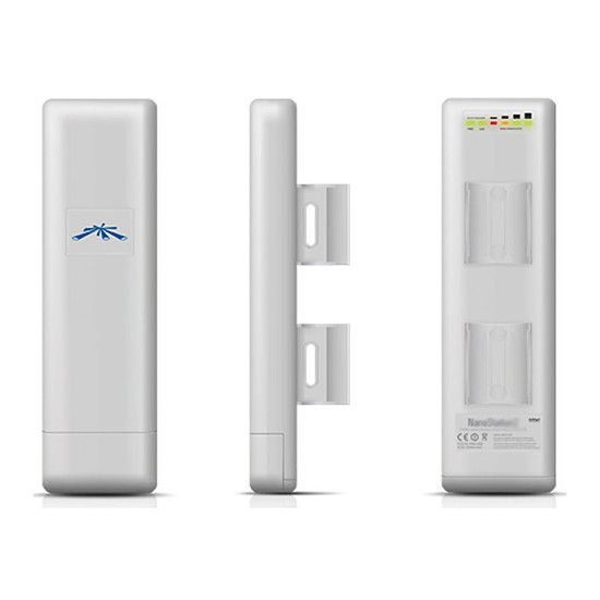 Point d'accès Wi-Fi Ubiquiti - AirMax NanoStation M5