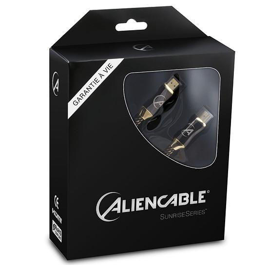 HDMI AlienCable SunriseSeries (2 m) - Autre vue