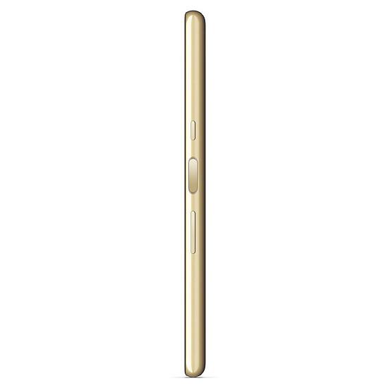 Smartphone et téléphone mobile Sony Xperia L3 (or) - Autre vue