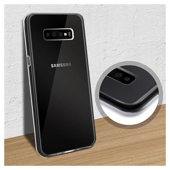 Coque et housse Akashi Coque (transparent) - Samsung Galaxy S10 - Autre vue