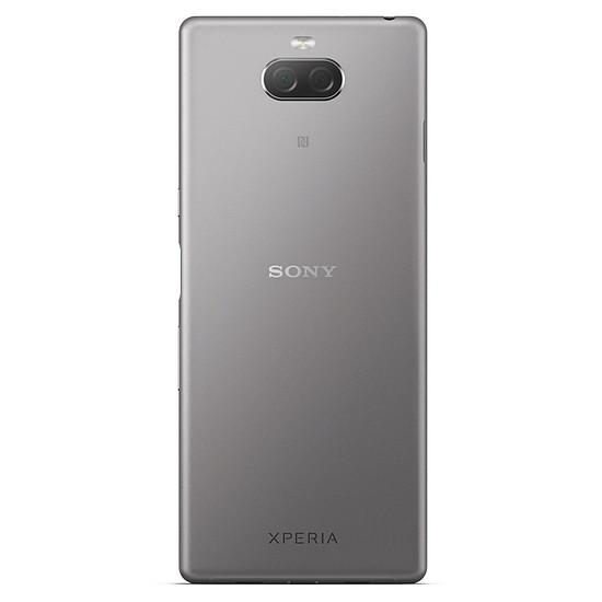 Smartphone et téléphone mobile Sony Xperia 10 (argent) - 64 Go - 3 Go - Autre vue