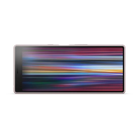 Smartphone et téléphone mobile Sony Xperia 10 (rose) - 64 Go - 3 Go - Autre vue