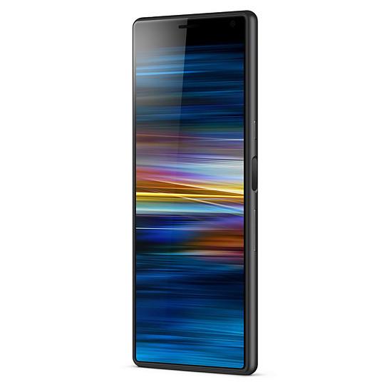 Smartphone et téléphone mobile Sony Xperia 10 (noir) - 64 Go - 3 Go